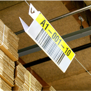 Pre-Printed Barcode and RFID labels